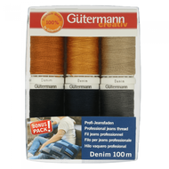Gutermann Denim garen