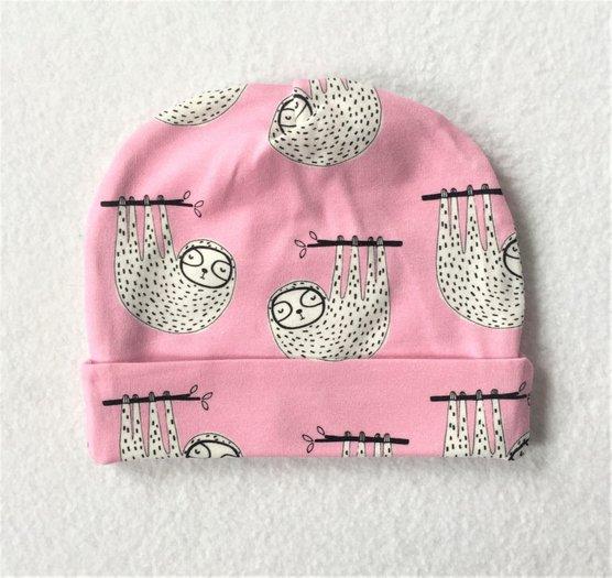 Hedendaags SIY gratis Patroon Babymutsje / Beanie   Ansje Handmade VN-28