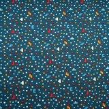 Stoffonkel - Pixel €23,80 p/m GOTS_