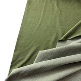 Polytex Organics - Olive Green jeans solid (GOTS) €16_