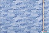 Lillestoff - Wolken camouflage summersweat/french terry €21,80 p/m GOTS_