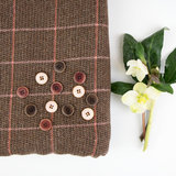 Hello Heidi - Tweed 'Check Country' van Hello Heidi €33 p/m_
