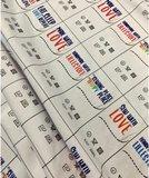 Lillestoff - Paneel Labels jersey €9,95 p/s GOTS_
