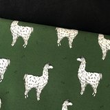Bloome CPH - Lama - green - french terry €23 p/m _