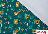 Lillestoff - Cheetah jersey €21,30 p/m GOTS_