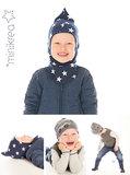 Minikrea Muts/sjaal en beanie 0-10 jaar 50600_
