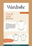 Wardrobe by Me - Tulip Top €16,50_