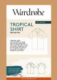 Wardrobe by Me - Tropical Shirt €16,50_