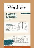 Wardrobe by Me - Cargo shorts €16,50_