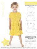 Minikrea full skirt dress 2-14j / 92-164_