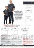 Minikrea Men/Boys classis t-shirt XS-XXL en 2-16y 66210_