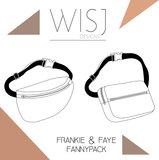 WISJ - Frankie & Faye fannypack €12_