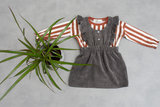 WISJ - Imme & Ada overgooier & shirt €12_