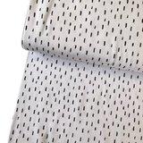 Verhees GOTS  - Dots/stripes white €11,90 p/m jersey (GOTS) _