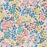 Cloud 9 - Wild Flower - Meadow €23,90 p/m (cotton sateen)_