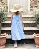 Ikatee - Lena dress KIDS- mt 3y-12y_