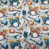 Stoffonkel - Guitars €21,80 p/m GOTS_