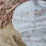 Atelier Brunette - Dune Off white (Lenzing™️EcoVero™️viscose fibers)  €19,90 p/m_