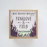 Foxglove & Field Pin Cushion Magnet&Weight - Elizabeth €22,95 per stuk_