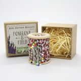 Foxglove & Field Pin Cushion Magnet&Weight - Rosa €22,95 per stuk_