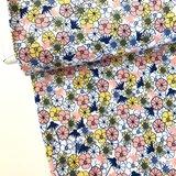 Chat Chocolat - Picking Flowers - Single jersey GOTS €19,90_