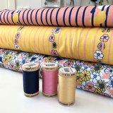 Chat Chocolat - Weaving flowers - Single jersey GOTS €19,90_