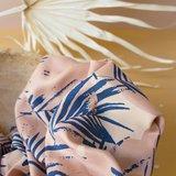 Atelier Brunette - Canopy Cobalt (Lenzing™️EcoVero™️viscose fibers) €19,90 p/m_