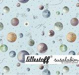 Lillestoff - Beautiful planet summersweat €21,80 p/m GOTS_