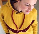 Snaply - gedraaid hoodie koord €4,95 per 3m._