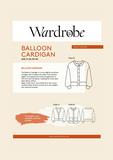 Wardrobe by Me - Balloon Cardigan €16,50_