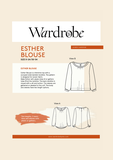 Wardrobe by Me - Esther Blouse €16,50_