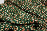 Atelier Jupe - Green viscose with animal print €25 p/m_