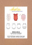 Ikatee - Malaga KIDS - mt 1 maand  -3/4 y_