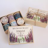 Foxglove & Field 6 patroongewichten 130gr - Liberty Dreams €34,95 per set_