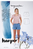Megan Nielsen - Harper short €18,50_