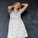 Sew Liberated - Hinterland Dress €18,95_