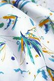 Eglantine & Zoé - Ara Bleu twill TENCEL™ Lyocell vezels €26 p/m_