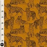 RESTOCK SEPTEMBER Mieli Design - Tigers oker €25,50 p/m summersweat (organic)_