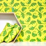Mereen - Chameleon Lemon €26,50 p/m french terry (GOTS) _
