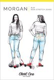Closet Core Patterns - Morgan Boyfriend jeans  €19,95_