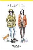 Closet Core Patterns - Kelly Anorak  €19,95_