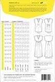Closet Core Patterns -  Charlie Kaftan  €19,95_