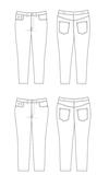 Cashmerette - Ames jeans €18,95_