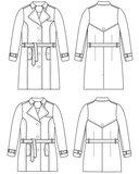 Cashmerette - Chilton Trench Coat €18,95_