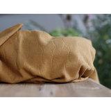 mindtheMAKER - Organic leaf JACQUARD Dry Mustard €25,90 p/m_