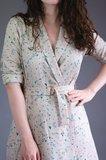 Deer&Doe Patterns - Passiflore belted dress/coat  €14_