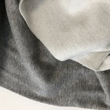 C. Pauli - Stonegrey Melange brushed sweat 25,50 p/m GOTS_
