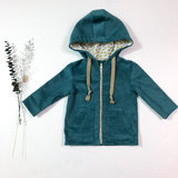 Ikatee - Sam Parka/jacket unisex 6m -4y €16 p/s_