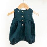 Ikatee - MADRID jumpsuit / playsuit - Baby 6M/4Y  €16 p/s_
