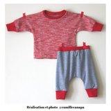 Ikatee - CORDOBA Jogging or pyjama set - Baby Boy & Girl 1M/4Y €16 p/s_